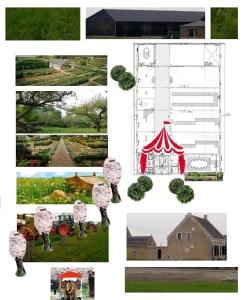zichtlijnen 2 Landbouwmuseum Tiengemeten